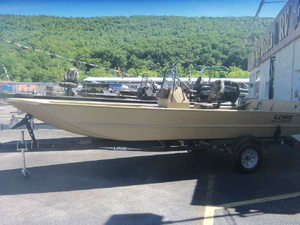 New Lowe RX 18 TN Bass Boat For Sale