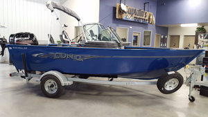 New Lund 1650 Rebel XS Aluminum Fishing Boat For Sale