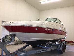 Used Sea Ray 200 Sundeck Cruiser Boat For Sale