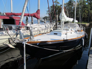 Used Hinckley 40 Bermuda Yawl Sailboat For Sale