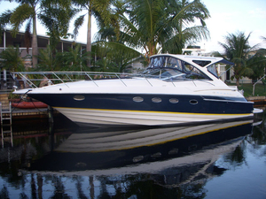 Used Regal 4460 Commodore Cruiser Boat For Sale