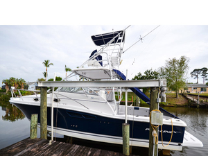 Used Pro Line Express Cruiser Boat For Sale