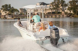 New Sportsman Boats Open 212 Center Console Fishing Boat For Sale