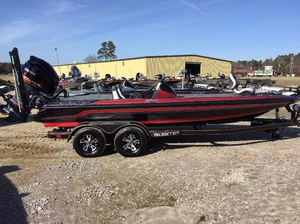 New Skeeter ZX 250 Bass Boat For Sale
