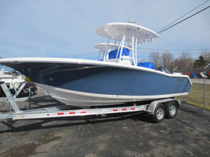 New Tidewater Boats 220 LXF Center Console Fishing Boat For Sale