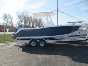 New Tidewater Boats 230 CC Center Console Fishing Boat For Sale