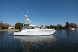 Used Viking Yachts 45 Open Sports Fishing Boat For Sale