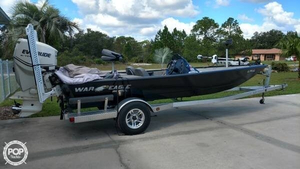 Used War Eagle 961T Bass Boat For Sale
