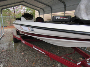 Used Triton 19X2 SC Bass Boat For Sale