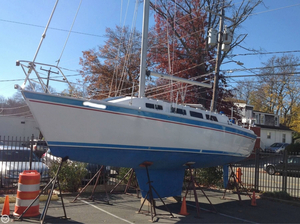 Used Laguna 30 Sloop Sailboat For Sale