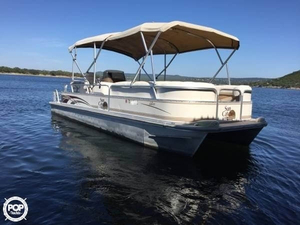 Used G3 LX 22 Pontoon Boat For Sale