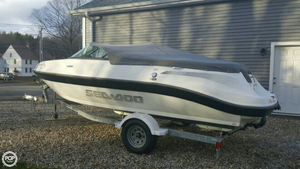 Used Sea-Doo Utopia 205 SE Jet Boat For Sale