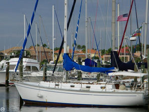 Used Watkins W 36 AC Sloop Sailboat For Sale