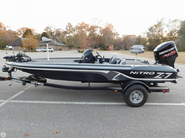 Used Nitro Z7 Bass Boat For Sale
