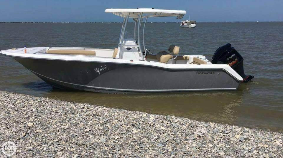2016 used tidewater 230 cc adventure center console for Tidewater 230 for sale
