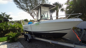 Used Robalo 2020 Center Console Fishing Boat For Sale