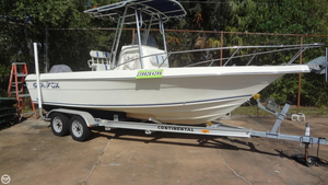 Used Sea Fox 217 CC Center Console Fishing Boat For Sale
