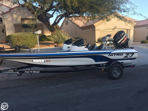 Used Nitro Z-7 DC Bass Boat For Sale