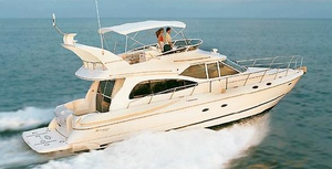 Used Cruisers 5000 Sedan Sport Express Cruiser Boat For Sale