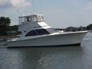 Used Jersey Dawn III Sports Fishing Boat For Sale