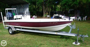 Used Carolina Skiff Sea Chaser 200 Flats Center Console Fishing Boat For Sale