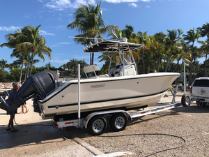 Used Pursuit C 230 Center Console Center Console Fishing Boat For Sale