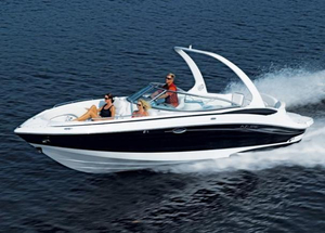 Used Azure AZ298 Runabout Boat For Sale