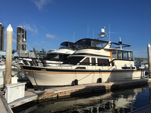 Used Californian 56FT CPMY Aft Cabin Boat For Sale