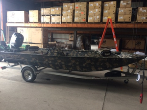 New Triton Boats 1862SC Sports Fishing Boat For Sale