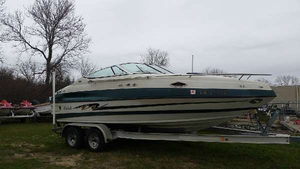 Used Mariah z218 Shabah CD Cuddy Cabin Boat For Sale