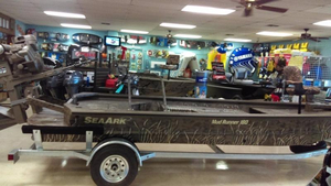 New Sea Ark 180 MUD RUNNER Jon Boat For Sale