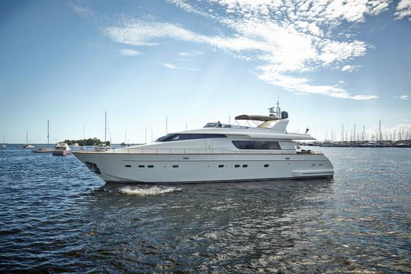 Used San Lorenzo Motor Yacht For Sale