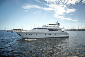 Used Sanlorenzo Motor Yacht For Sale
