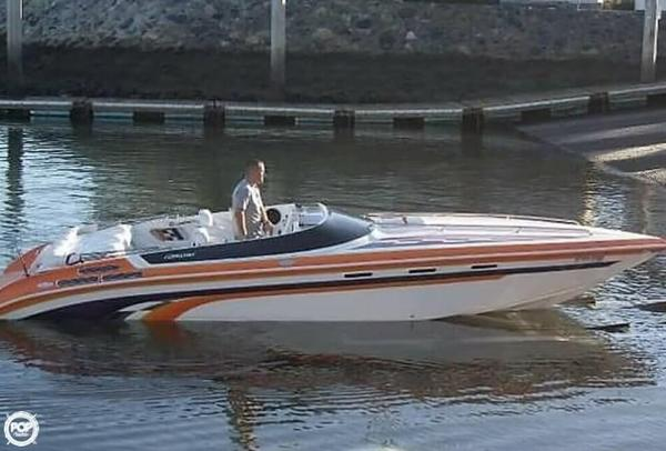 Used Commander 26 Signature High Performance Boat For Sale