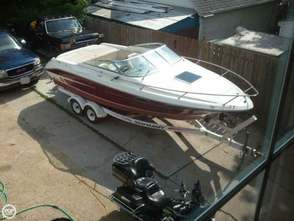 Used Sea Ray 220 Overnighter Select Cruiser Boat For Sale