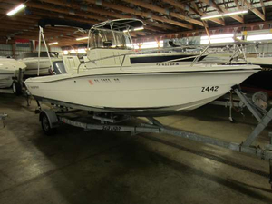 Used Sailfish 198cc Aft Cabin Boat For Sale