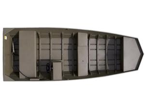 New Crestliner 1648M CR Jon Boat For Sale