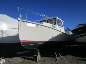 Used Jason 25 Down easter Downeast Fishing Boat For Sale