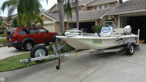 Used Carolina Skiff 17 JV CC Skiff Fishing Boat For Sale