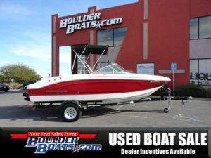 Used Chaparral 19 H2O Sport Bowrider Boat For Sale