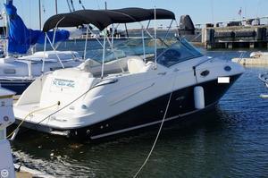 Used Sea Ray 240 Sundancer Express Cruiser Boat For Sale