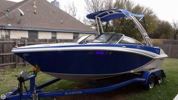 Used Glastron GT205 Bowrider Boat For Sale
