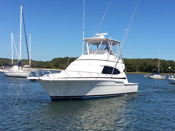 Used Bertram Cruiser Boat For Sale
