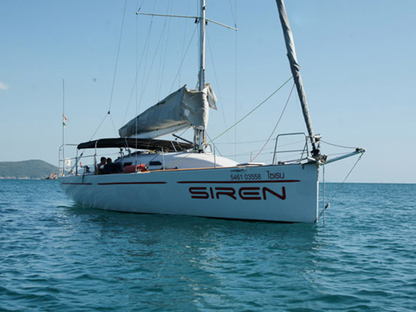 Used Custom French Design Sayer 43 Cruiser Sailboat For Sale