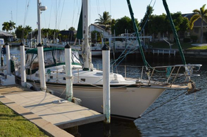 Used Whitby Boat Works 42 Cruiser Sailboat For Sale