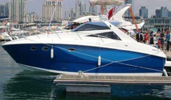 Used Allmand Yachts Sports Cruiser 35 Motor Yacht For Sale