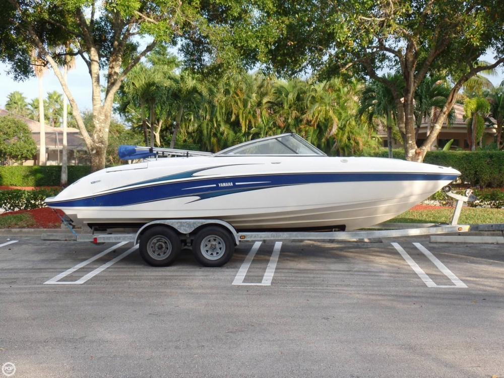 2004 used yamaha sx230 jet boat for sale 17 400 west for Yamaha jet boat for sale florida