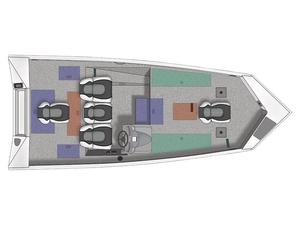 New Crestliner VT 18 Freshwater Fishing Boat For Sale