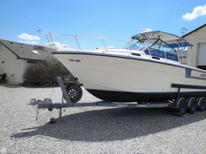 Used Pro-Line 280 Walkaround Fishing Boat For Sale