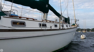 Used Pearson 424 Cutter- Plan C Cutter Sailboat For Sale